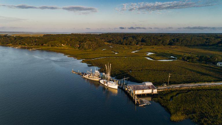 Shrimp Boats South Carolina