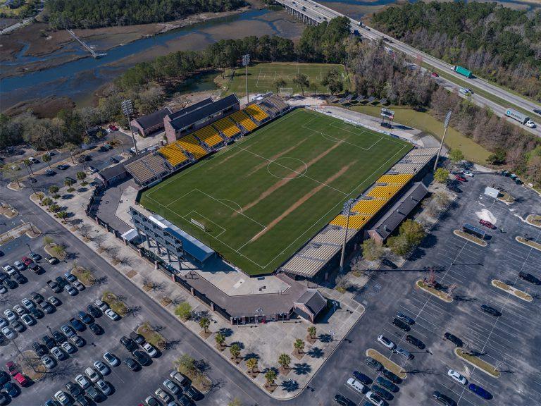 Blackbaud Stadium