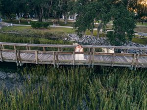 Riverfront Park Wedding
